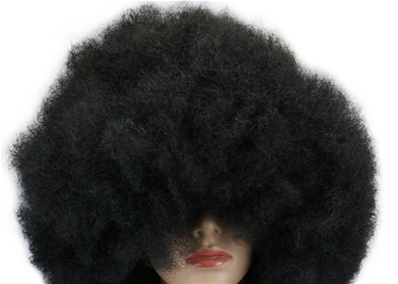 PERRUQUE STYLE AFRO AMERICAIN