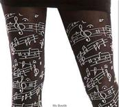 COLLANT MUSICAL NOTES