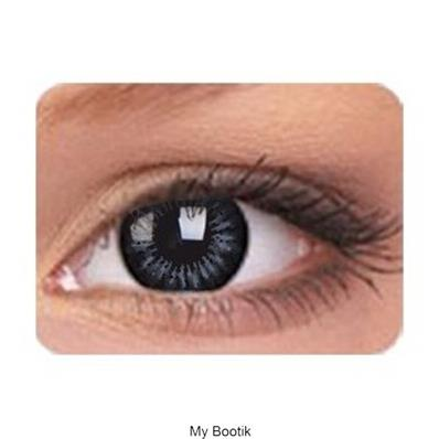 PAIRE DE LENTILLES BigEyes BE lovely grey (circle lens)